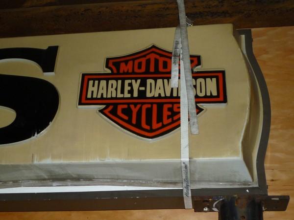 Harley-Davidson Vintage Signs