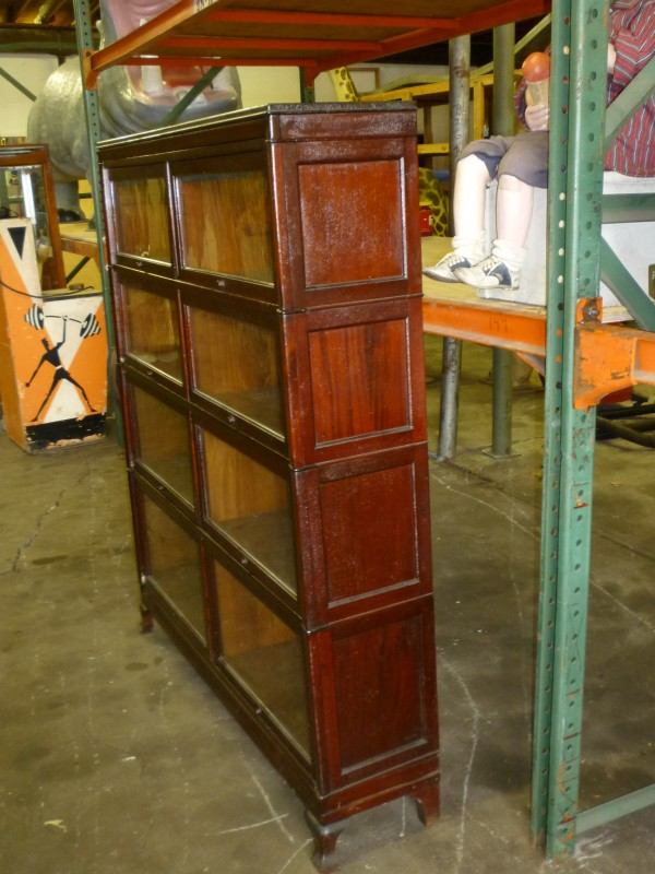 Antique Barrister Macey Bookcase 171 Obnoxious Antiques