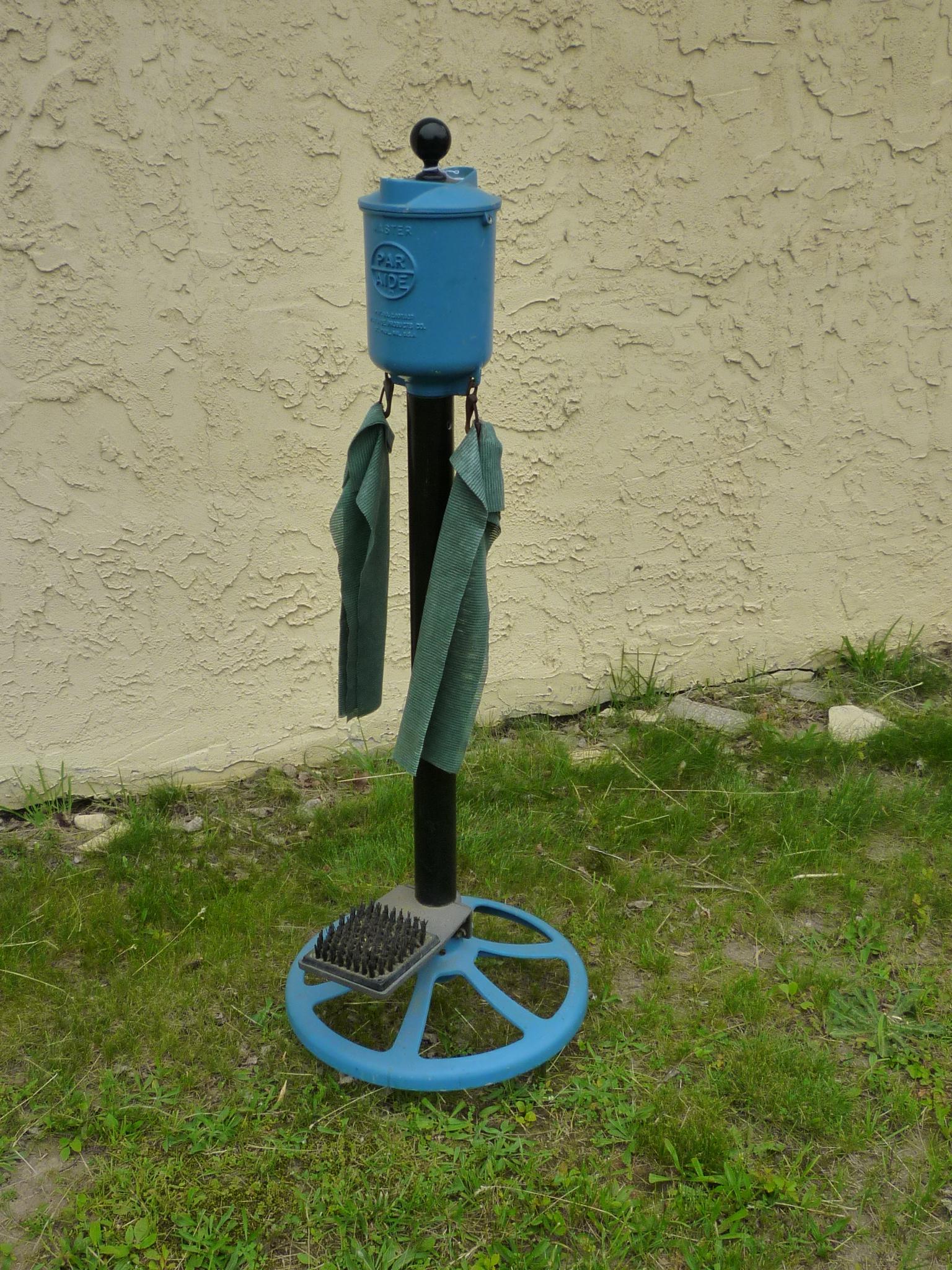 Golf ball washer - 1 3