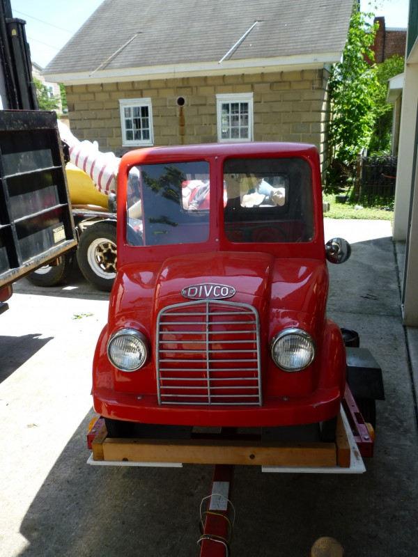 Free Car Advertising >> 1950's Divco Gas Powered Store Promotion Truck « Obnoxious ...