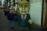 float trump