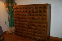 100 drawer cabinet