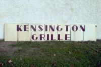 kensington sign