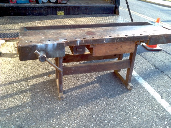 vintage workbench for sale