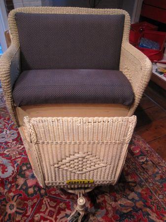 Atlantic City Boardwalk Rolling Chair 171 Obnoxious Antiques