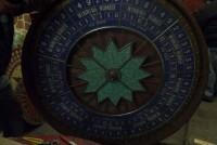evans wheel odds
