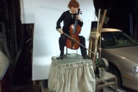 violinist automaton