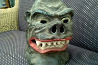 paper machie mask 5