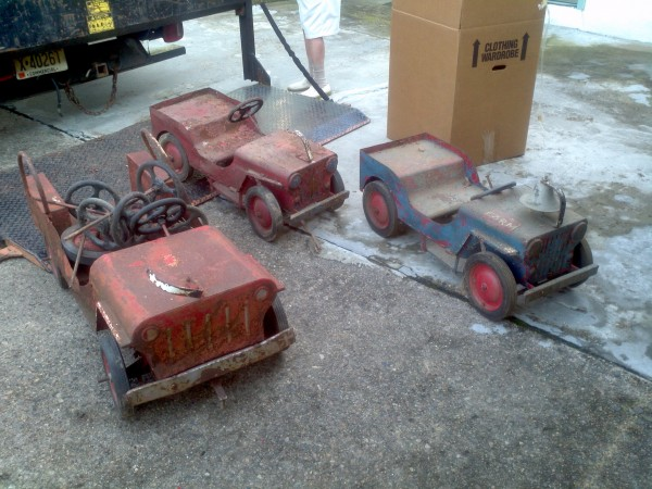 Different Types Of Jeeps >> Antique Carnival Ride Jeeps « Obnoxious Antiques