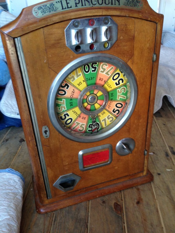 Antique slot machines for sale in new jersey