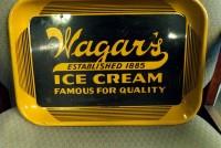 wagars ice cream tray
