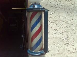 barber pole  street 2
