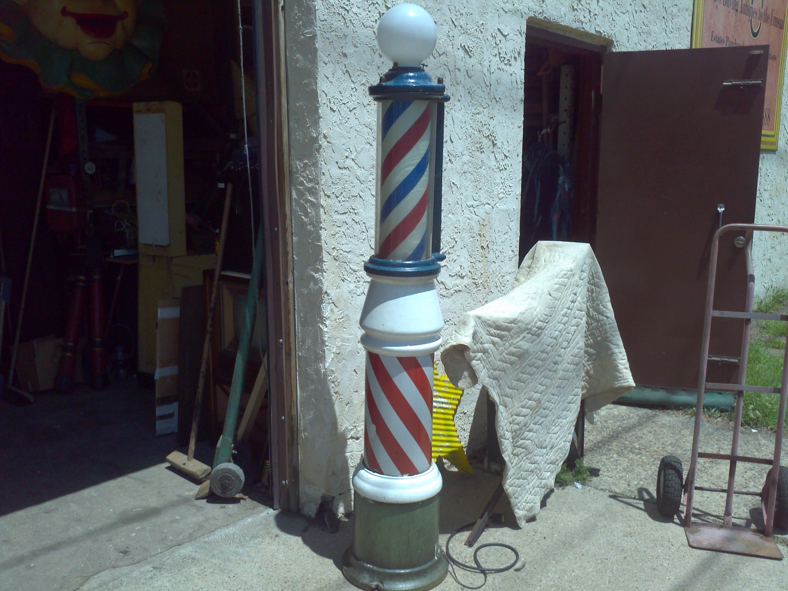 barber pole  street 5