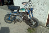 honda mini bike 2