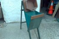 sissor bucket 1