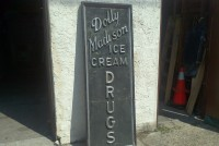 ice cream drug store sign3