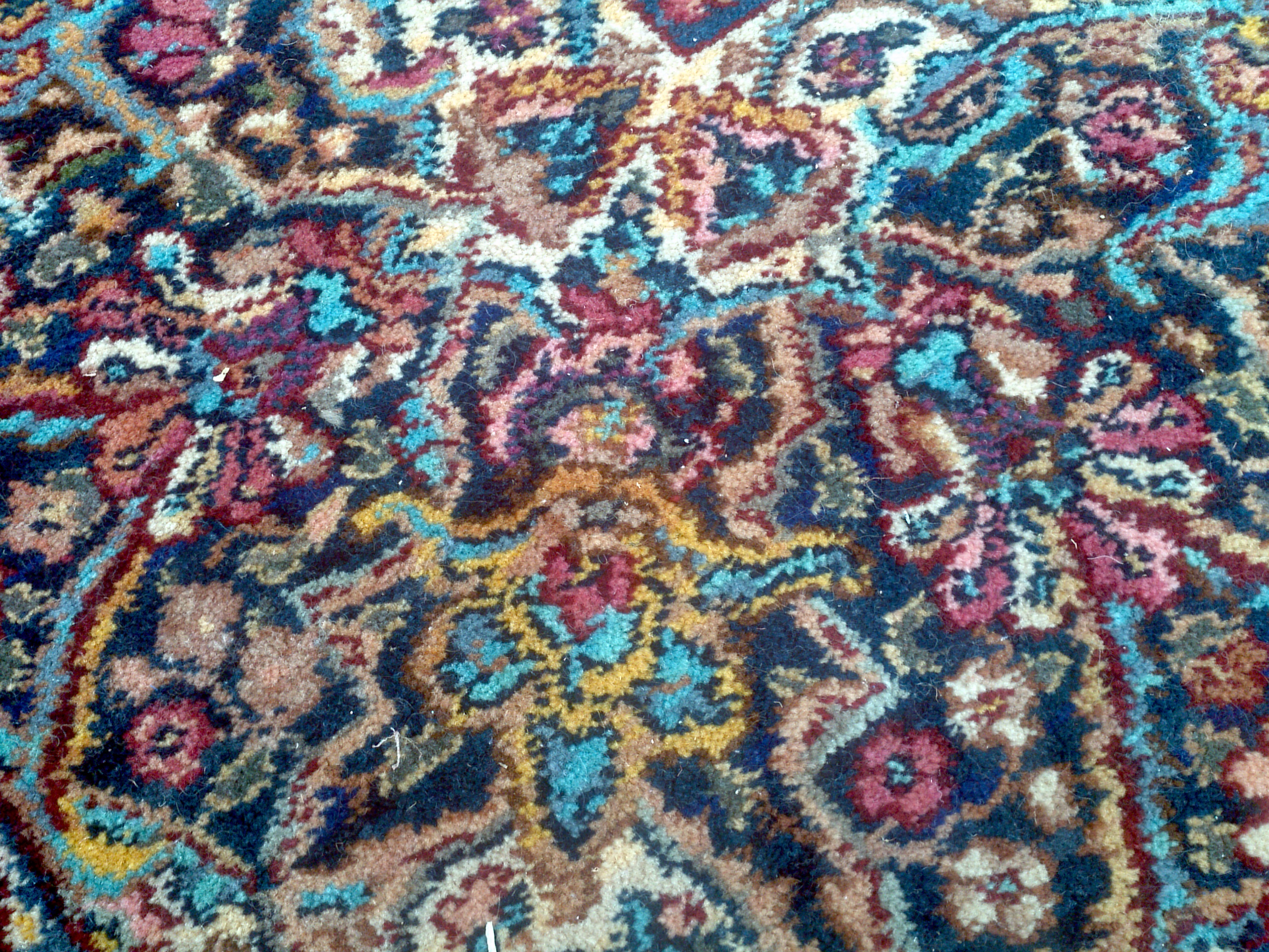 Antique Karastan Rug 81 2 X 15 171 Obnoxious Antiques