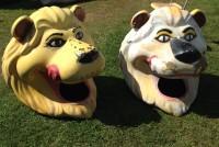 lion head 1