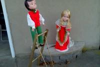 animated christmas dolls 2