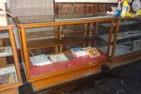 display case oak store