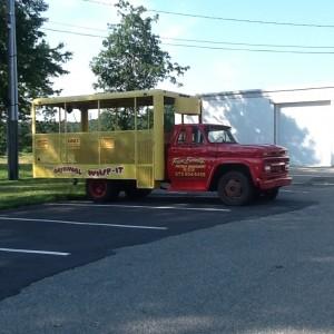 carnival truck