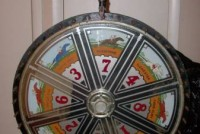 gambling wheel  2