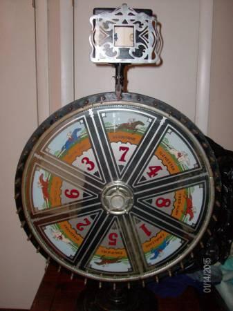 gambling wheel  2
