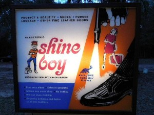 shoe shine machine 2