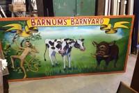 sideshow panel barnyard
