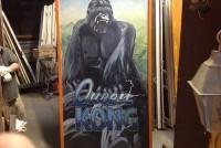 sideshow panel gorilla