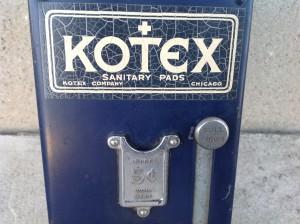 kotex machine 10