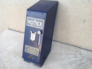 kotex machine 12