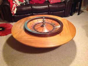 roulette wheel table 11