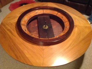 roulette wheel table 2