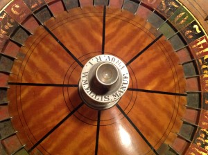 roulette wheel table 9