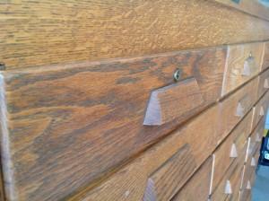 cabinet oak file 7