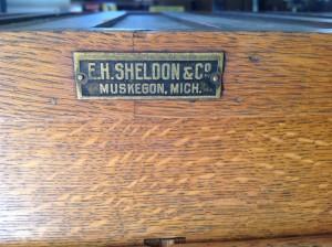 cabinet oak file 9