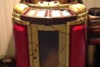 jukebox seeburg  8800   12