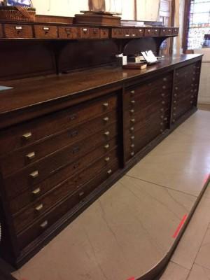 church  vestment cabinet 1