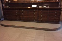 church  vestment cabinet