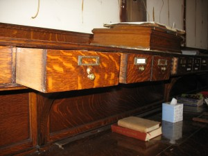 church  vestment cabinet 4