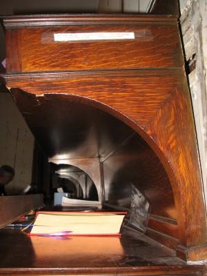 church  vestment cabinet 5