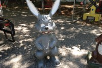miniature golf rabbit a 1