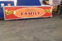 sideshow family sign 1