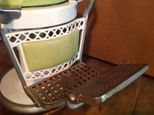 barber chair  1