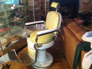barber chair  3