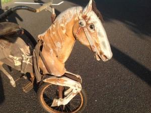 bike horse 9