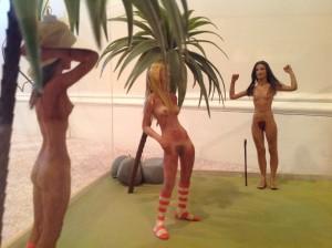 diorama surrealism assemeblage by artist J Grimmins 9