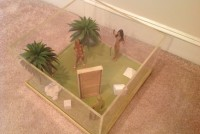 diorama surrealism assemeblage by artist J Grimmins13