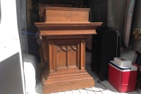 church podium 5